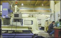Software and machining center