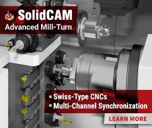 SolidCAM Advanced Mill-Turn