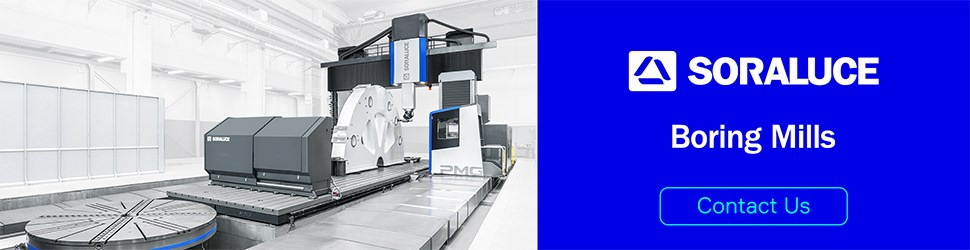Soraluce CNC Boring Mills and Machining Solutions