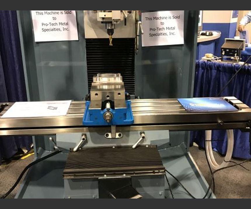 ProtoTrak CNC