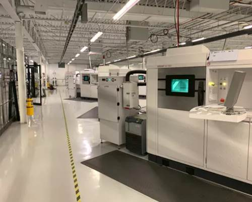 Reaching the Tipping Point for Production Additive Manufacturing