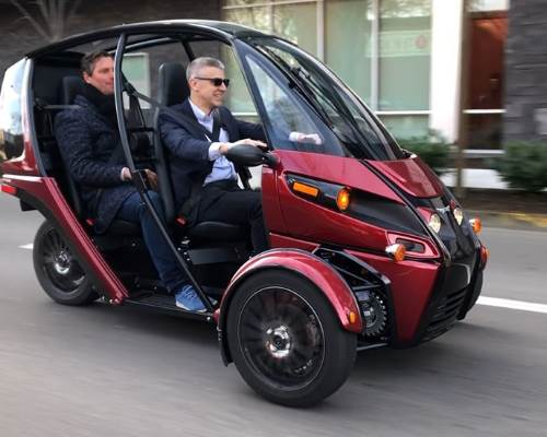 Generative Design to Bring Weight and Cost Savings for Micromobility FUV