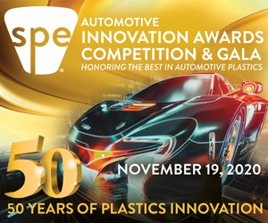 SPE Automotive Innovation Awards Competition Gala