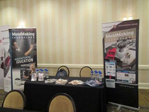 SPI western moldmakers trade show