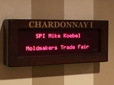 SPI Western Moldmakers Trade Show