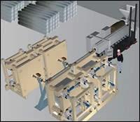 Split-mold automation