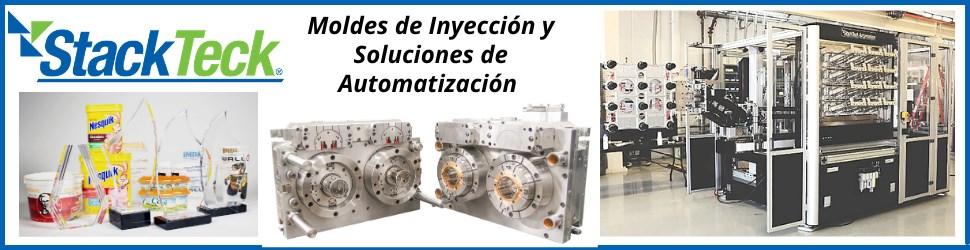 Moldes de Inyección y Soluciones de Automatización
