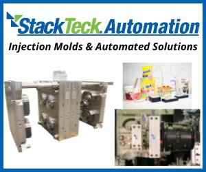 注塑模具,IML机器人和自动化系统