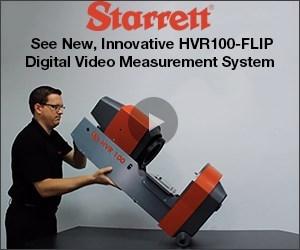 Starrett HVR100-FLIP