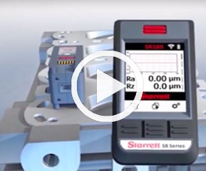 Starrett Surface Roughness Testers