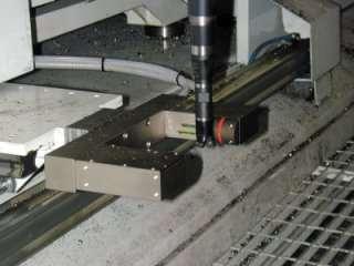 Mida non-contact laser tool setter