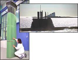 Submarine tower