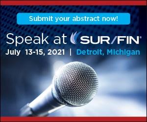 speak at SUR/FIN