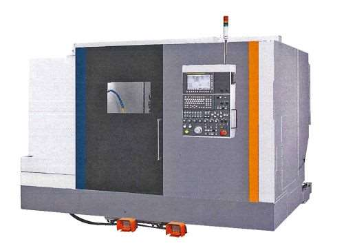 Takisawa TW-4000YS horizontal turning center