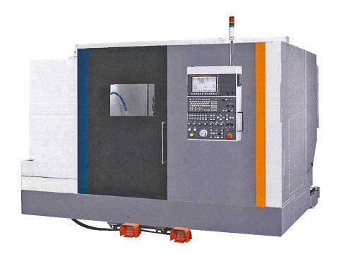 Takisawa TW-4000YS horizontal turning center