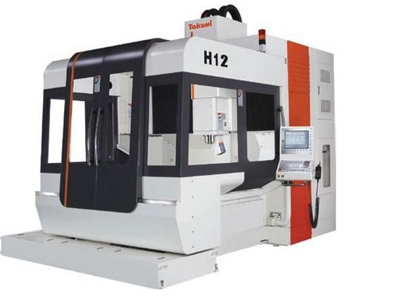 Takumi USA H-12 CNC machining center