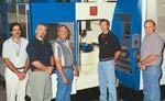 team at NASA