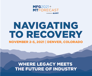 MFG + MTF 2021 Advertisement  -  11月2日至5日,2021年