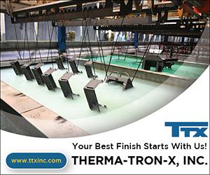 TTX Finishing