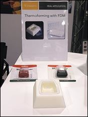 Thermoforming as a key market