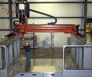 LSAM machine