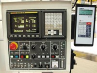 control mechanisms of CNC machines