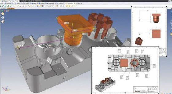 TopSolid Mold software