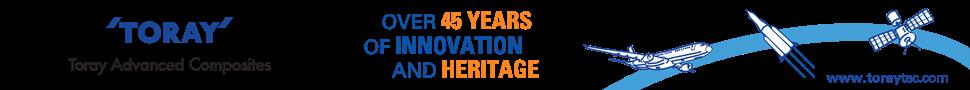 Toray先进复合材料-45年的创新