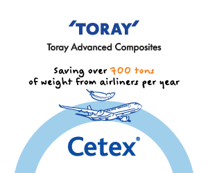 Toray Advanced Composites—Cetex® Thermoplastics