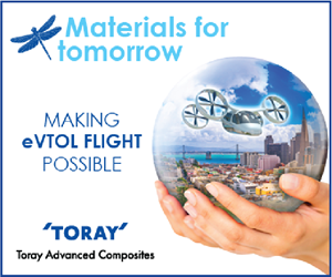 Making eVTOL Flight Possible - Toray