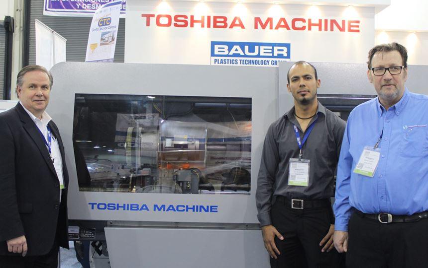 Toshiba en Plastimagen