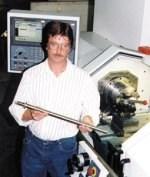 transducer shaft