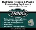 Trinks Inc Hydraulic Presses Ad ad