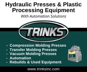 Trinks Inc. Hydraulic Presses Ad