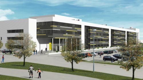 Horn is opening a new plant in Tubingen, Germany