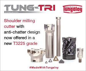 Tungaloy Tung-Tri