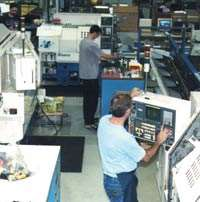 turn-mill machines are grouped together