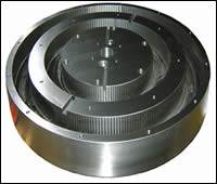 turning and three-axis milling