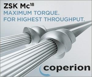 Coperion ZSK MC18 Compounding Machine