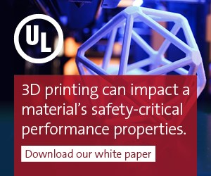 UL 3D printing