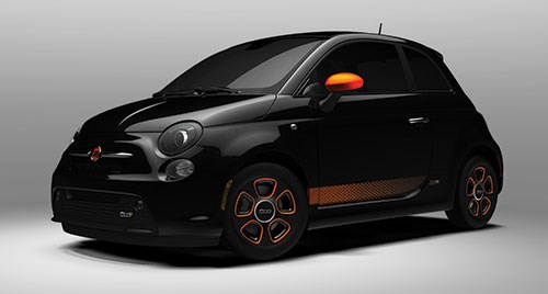 5 Things about the Fiat 500e : Automotive Design & Production