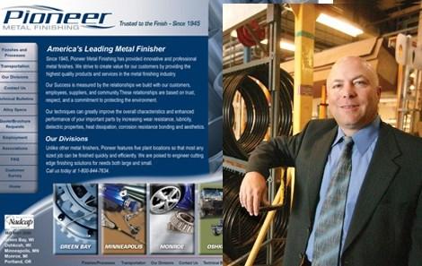 Pioneer Metal Finishing Acquires Oregon Plating Shop