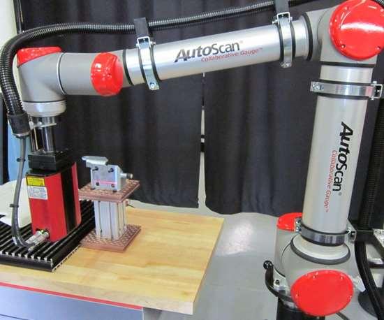 collaborative robots from Perceptron