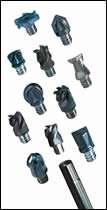 Various tool tips