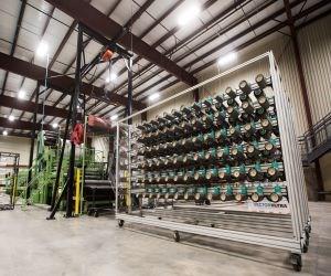Carbon Reinforcement Manufacturing
