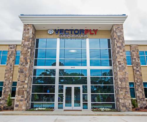 Vectorply main entrance