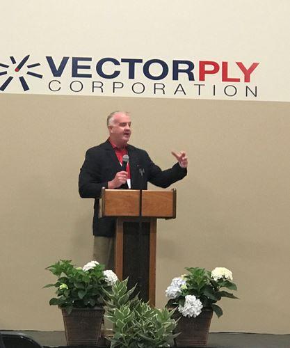 Vectorply Trey Sawtelle