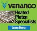Venango heated platen specialists ad