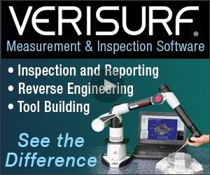 Verisurf portable inspection solution