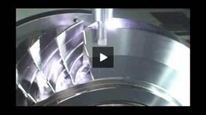Video: Blisk Milling